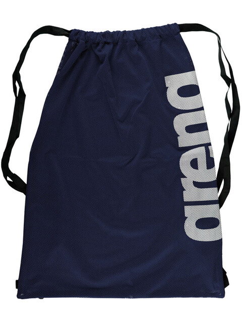 arena Fast Mesh Sports Bag navy team